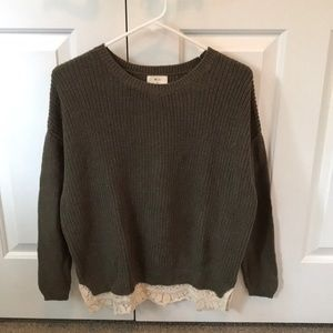 Urban Outfitters knit sweater